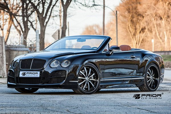 Bentley Continental GT в исполнении Prior-Design
