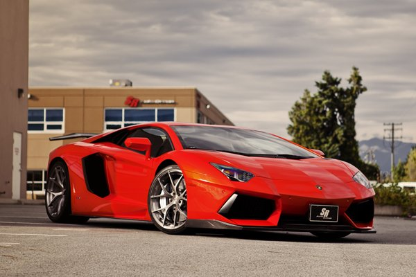Lamborghini Aventador LP700-4 от SR Auto Group