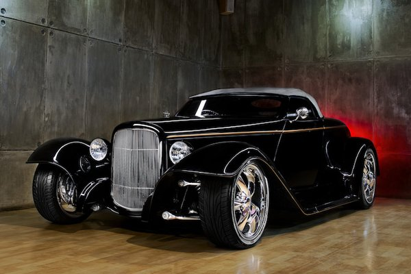 Хот-род на базе Ford Roadster Phantom 1932