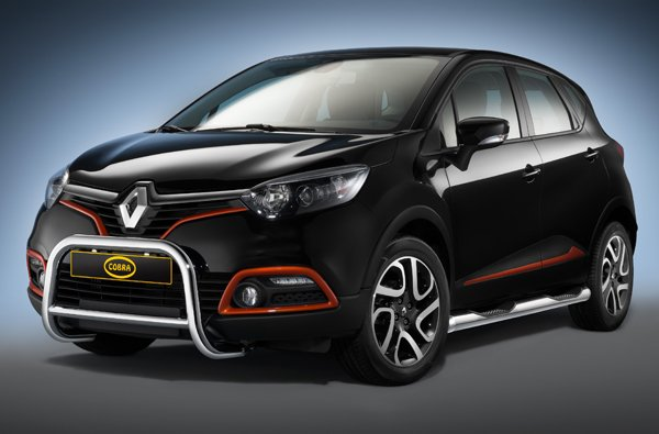 Renault Captur от Cobra Technology & Lifestyle